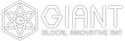 GLOCAL INNOVATIVE ANT : G.I.ANT